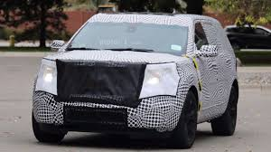 Ford Explorer Build - 2019 ford explorer spied for the first time