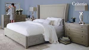 Larimer Upholstered Bedroom Set Bernhardt Criteria 4pc Upholstered Panel Bedroom Set