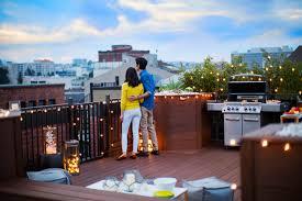 rooftop deck pavers decking azek