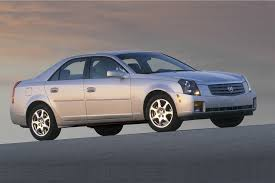 value of 2003 cadillac cts 2003 07 cadillac cts consumer guide auto