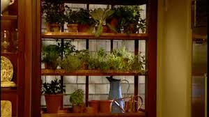 video how to make a window greenhouse garden martha stewart