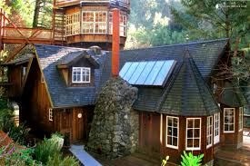 luxury tree house san francisco
