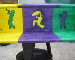 mardi gras ladders for sale mardi gras ladder artwork stand out in a crowd with a one of