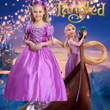 sidnor tangled halloween cosplay costume princess rapunzel dress