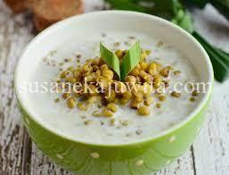 cara membuat bubur kacang ijo empuk cara membuat bubur kacang hijau manis dan gurih