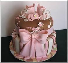 pics of baby shower cakes cute shoes cakepins com tortas
