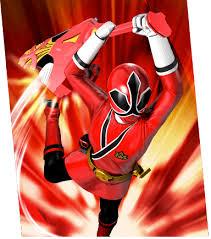 image samurai red ranger lauren png power rangers fanon wiki