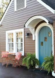 Front Door Awnings Wood Enchanting Wooden Door Canopy Kit Contemporary Best Inspiration