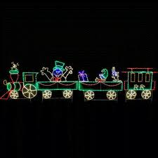 animated outdoor christmas decorations outdoor christmas yard displays