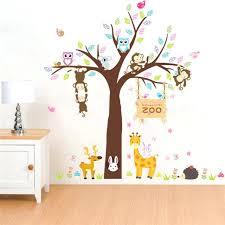 stickers chambre bébé mixte stickers muraux chambre enfant sticker muraux chambre bacbac promo