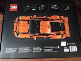 barbie porsche lego technic 42056 porsche 911 gt3 rs sports car set new in