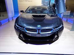 Bmw I8 Blue - bmw i8 electric car kompulsa