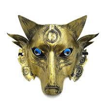 wolf mask killed terrorist whimsy and thicken wolf wolf mask