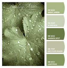 Different Shades Of Green Paint Best 25 House Colors Exterior Green Ideas On Pinterest Exterior