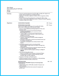 senior buyer resume sample resume for your job application
