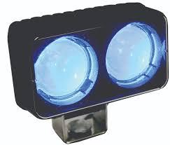 blue warning lights on forklifts blue spot forklift pedestrian warning light