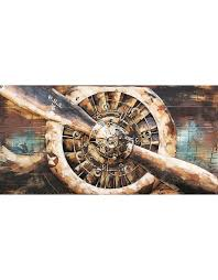 metal 3d paintings eliassen home u0026 garden pleasure