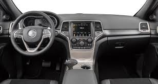 Jeep Cherokee Sport Interior Which Suv Jeep Grand Cherokee Vs Ford Explorer Carmax