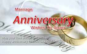 Wedding Quotes For Brother Anniversary Sms For Sister U2013 Sms Khoj U2013 Handpicked Sms For Every