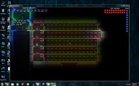 All Items Map Terraria Images White Castle Maps Projects Terraria Curseforge