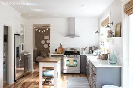 Win A Free Kitchen Makeover - kitchen remodel before u0026 after reveal the inspired room