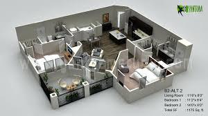 3d floor plan designfloor model free download design software