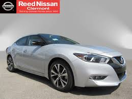 midnight nissan maxima new maxima for sale in clermont fl reed nissan clermont