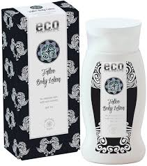 eco cosmetics tattoo body lotion 200 ml ecco verde online shop