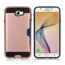 j7 j5 prime hybrid silicone armor back cover for samsung galaxy j7