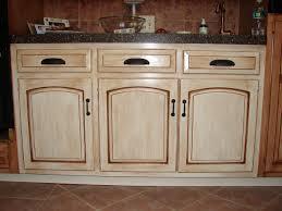 cream distressed kitchen cabinets dzqxh com