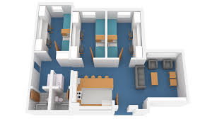 six person student apartments at snow hall usu housing usu
