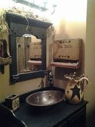 primitive bathroom ideas primitive bathroom ideas