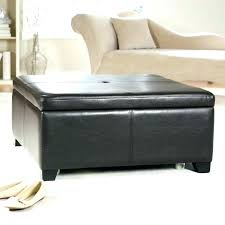 Large Storage Ottoman Bench Footstool With Storage Large Storage Ottoman Bench Leather
