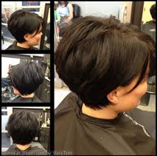 pictures front and back short hairstyles wedges ideas about short hairstyles wedge modified cute hairstyles for