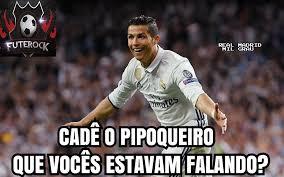 Memes De Cristiano Ronaldo - cristiano ronaldo faz hat trick e coloca real madrid bem perto da