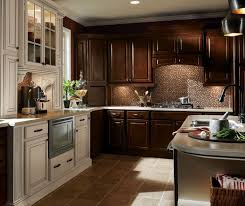 traditional adorable dark maple kitchen cabinets at kitchens with 27 best homecrest cabinetry traditional style images on pinterest