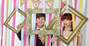 photo booth picture frames picture frame 25 unique photo booth frame ideas on