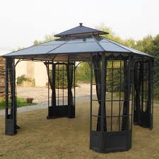 Sunjoy Tiki Gazebo by Stunning Home Depot Gazebo Photos Transformatorio Us