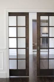 fabulous pocket doors with glass and etched glass pocket door for