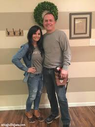 chip and joanna gaines halloween costume a cup full of sass