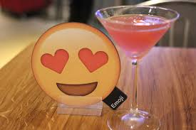 cocktail emoji text it get it at aloft london excel let me tell you about a hotel