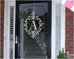 stickers for glass doors best 25 glass storm doors ideas on pinterest storm doors glass