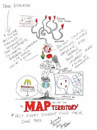 the map is not the territory learning on the edge user generated education