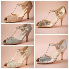 vintage style wedding shoes 2015 vintage blush wedding shoes gold silver ivory mint buckle