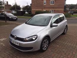 vw golf mk6 1 4 petrol manual 2dr fsh low mileage 59k cat d