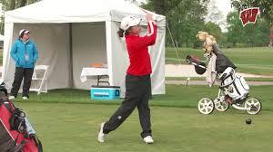 women u0027s golf wisconsin athletics badgers advance to