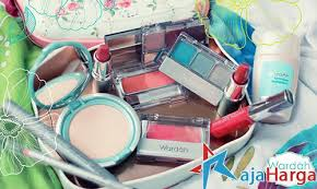 Satu Set Alat Make Up Wardah daftar harga alat make up wardah paket lengkap terbaru 2018