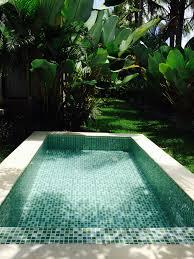Best 25 Sunbrella Cushions Ideas On Pinterest Mini Pool Plunge - interior designer beth webb indulges in respite on the plunge pool