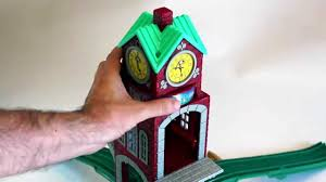 Knex Grandfather Clock High Chimes Clock Tower Fun Youtube