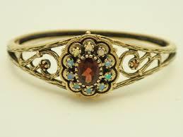 antique garnet bracelet images Bracelets cydneys antiques vintage european imports jpg